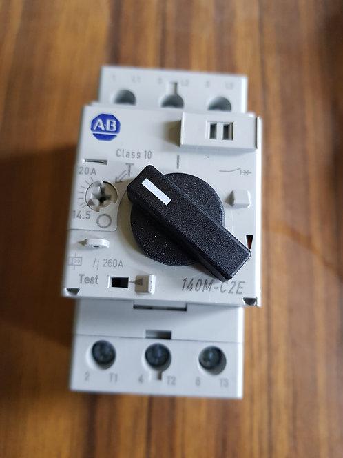 Interruptor automático 140M-C2E-A63 #157