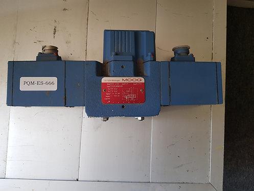 Válvula de control de presión o flujo D656-425D #666