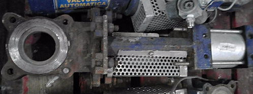 """Válvula Neumática de Cuchilla de 2.5"""" #405"""
