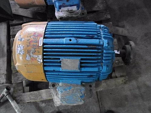 Motor de 60 hp y 1180 rpm #434
