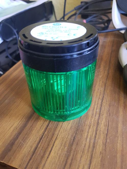 Led fijo verde #205