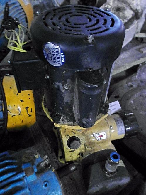 Bomba Dosificadora de 1/4 hp, 1725 rpm #047