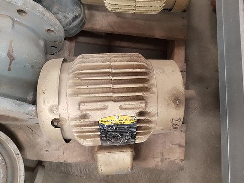 Motor de 1760 rpm y 3 hp #3437