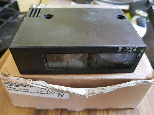 Sensor óptico de reflexión con difusión de fondo #370