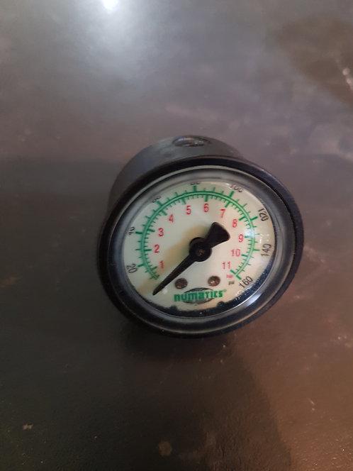 Manómetro 11 bar #812