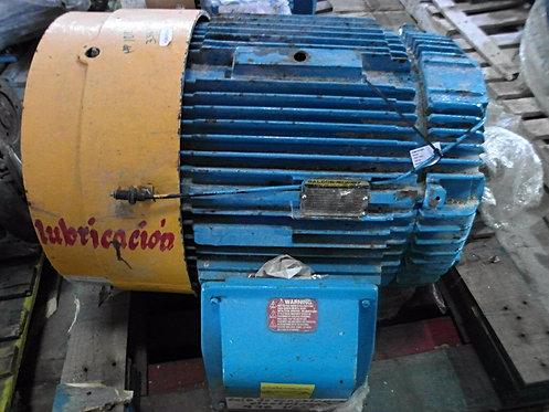 Motor de 100 hp y 3565 rpm #424