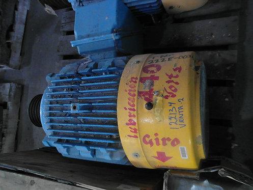 Motor de 30 hp, 885 rpm #002