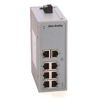 Interruptor ethernet 1783-US8T #342