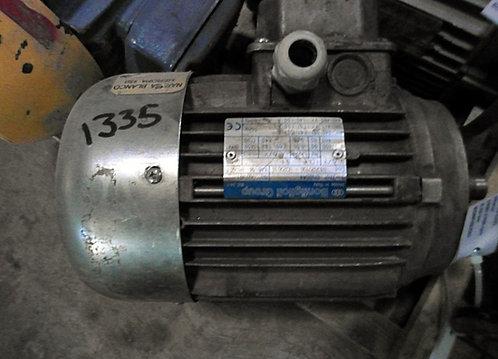 Motor de 1400-1700 rpm #1335