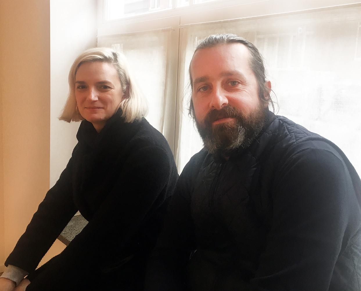 Aline Bouvy / Olivier Kosta-Théfaine