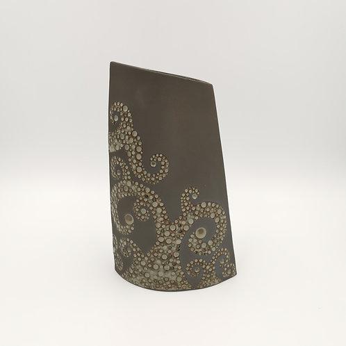 'Wave' design vase