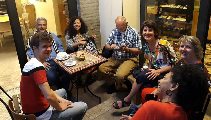 projectgroep luistergroepen
