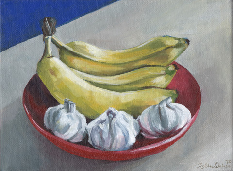 Bananas and Garlic
