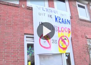 Water halen bij de dorpspomp in Noord: Ymere, neem je verantwoordelijkheid!