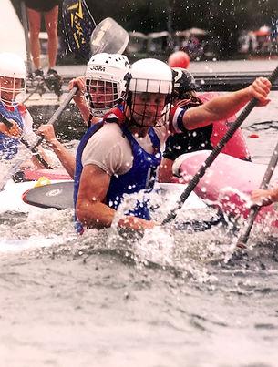 Canoe Polo Captain