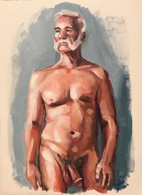 Standing Nude (#23)