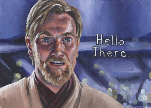 """""""Hello There"""""""