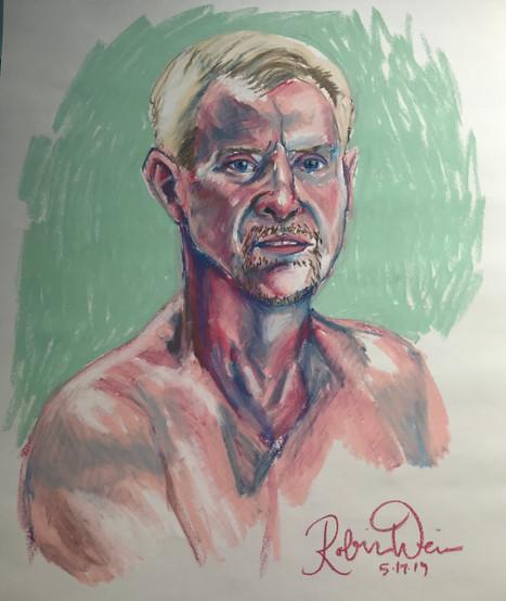 Nude bust (#13)