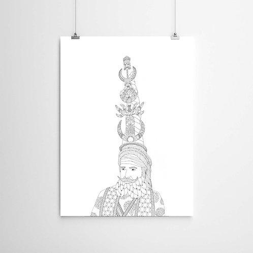 Sikh Warrior