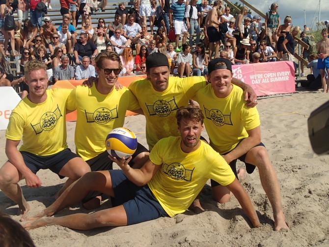 Swedish Open vann beachvolleybolltävlingen