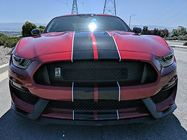 2017 | GT350 | Ruby Red