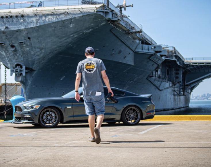 USS Hornet Tour 2019