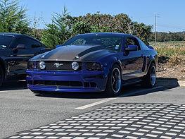 2005 | GT |.Sonic Blue