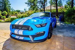 2017 | GT350 | Grabber Blue