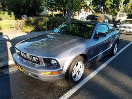 2007 | V6 Pony Edition | Tungsten Gray