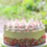 Signature Sprinkles Cake