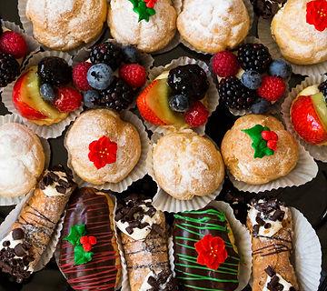Desserts Cakes Pastries Cheescakes Cookies Tarts