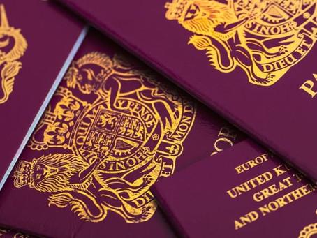 MIPIM Tip #2 - Passports