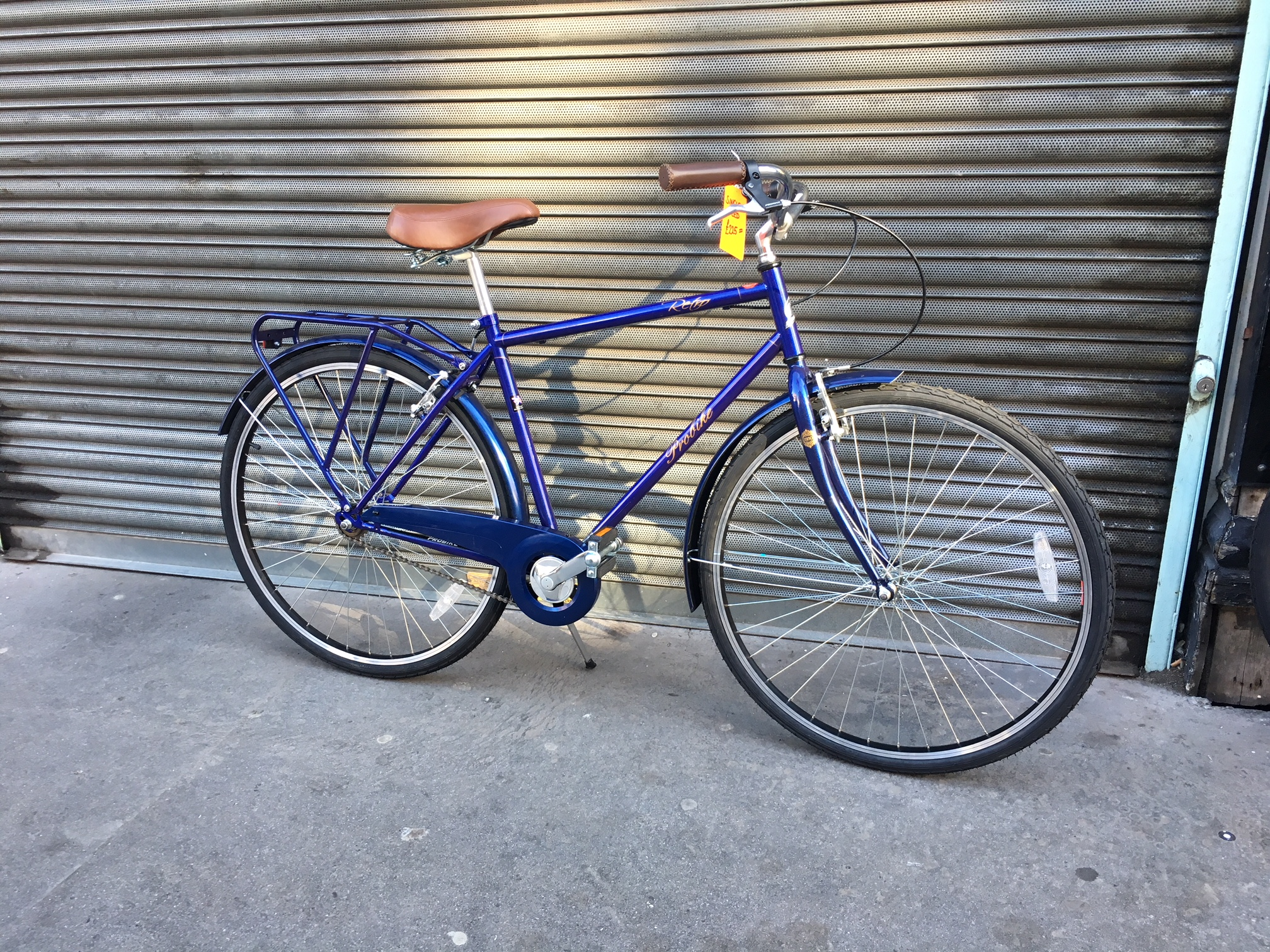 OUT OF STOCK ProBike Heritage Single Speed Gents