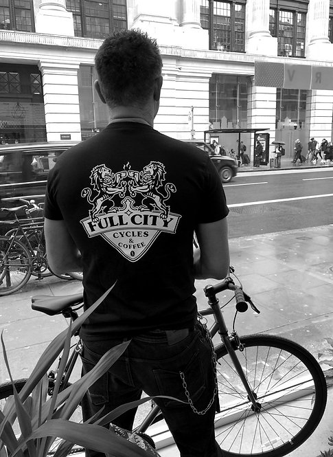 Fullcity Cycles Custom T Shirt