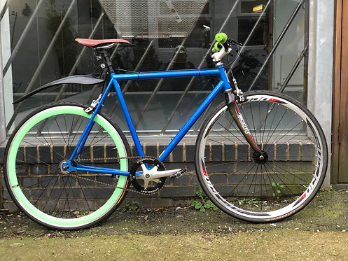 Fullcity Re-Build Single Speed / Fixed Wheel Jamis Beatnijk
