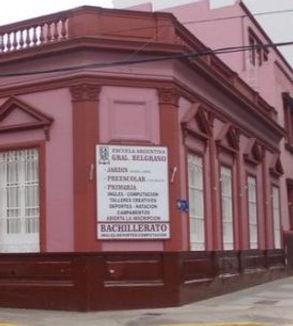Escuela Argentina General Belgrano