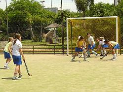 Colegio en Belgrano con Hockey