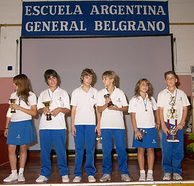 EAGB Colegio en Belgrano