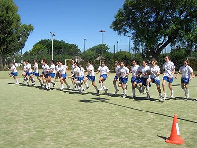 Escuela Argentina General Belgrano | Deportes