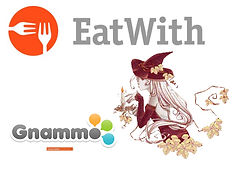 Logo eating-ladama