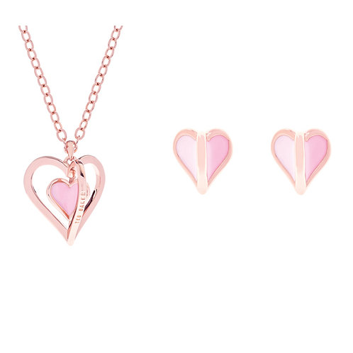 Ted Baker Lanetta Triple Heart Set
