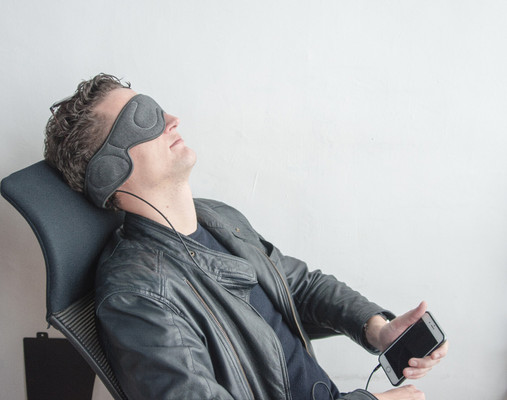 SmartGo RELAX Eye Cover with Speaker