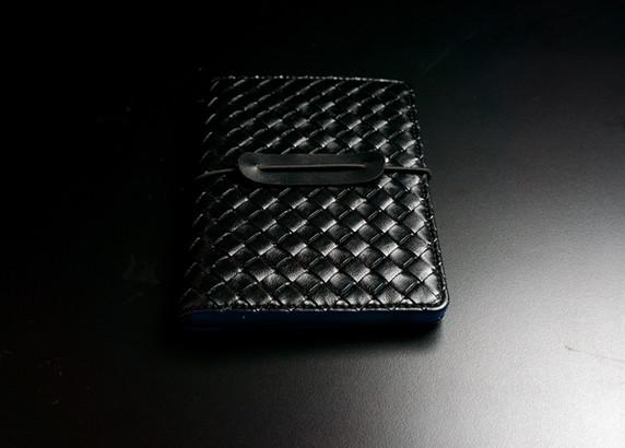 SmartGo LUX Passport Holder Black