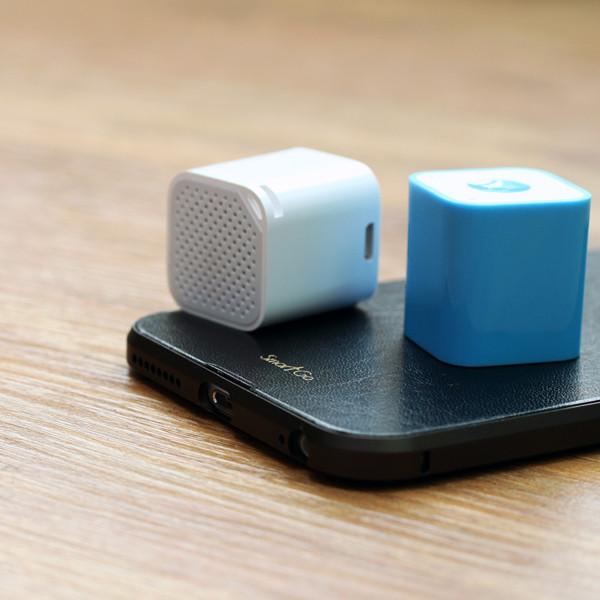 SmartGo Smart Cube White & Navy