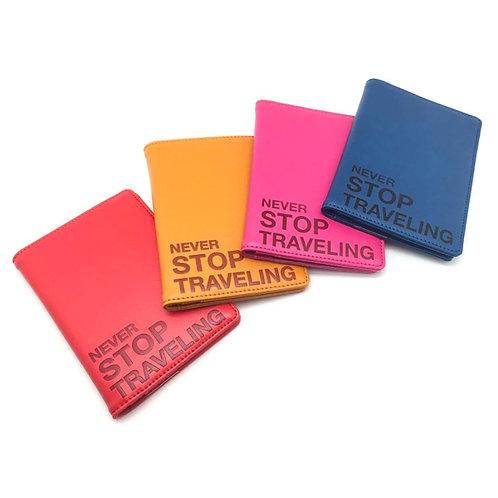 SmartGo Classic Passport Holder 4 Colors