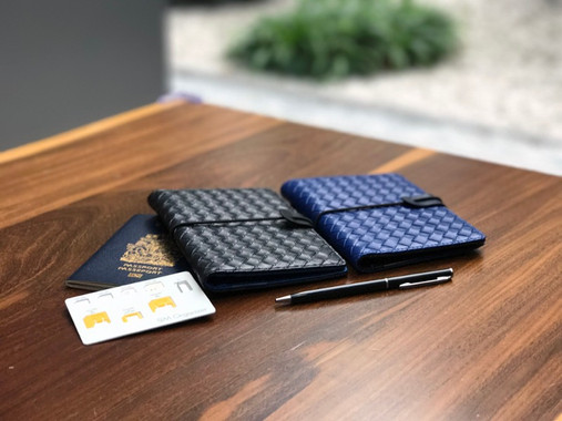 SmartGo LUX Passport Holder