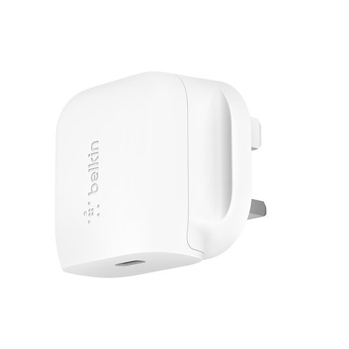 Belkin BOOST↑CHARGE™ 20W USB-C PD Wall Charger