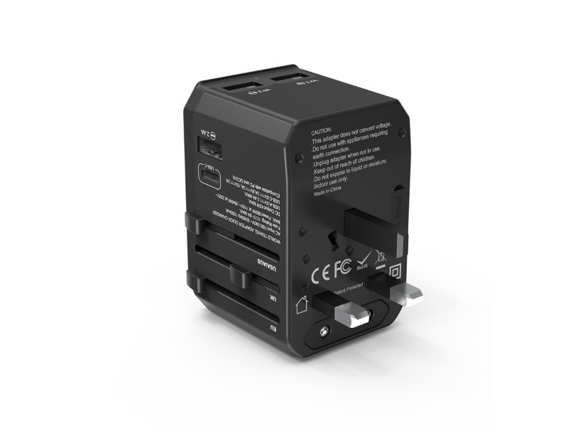PD308 Universal Quick Charger UK