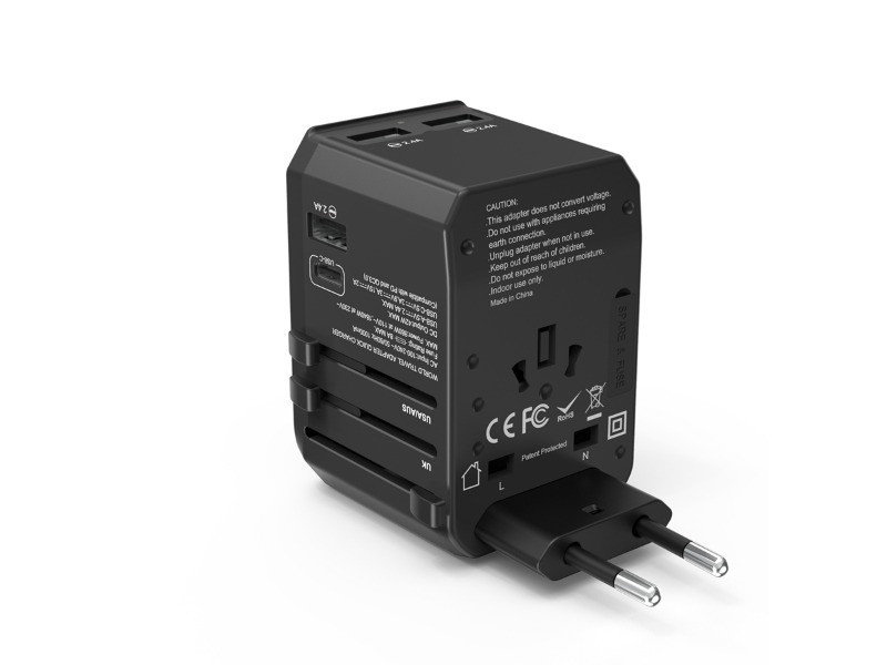 PD308 Universal Quick Charger EU