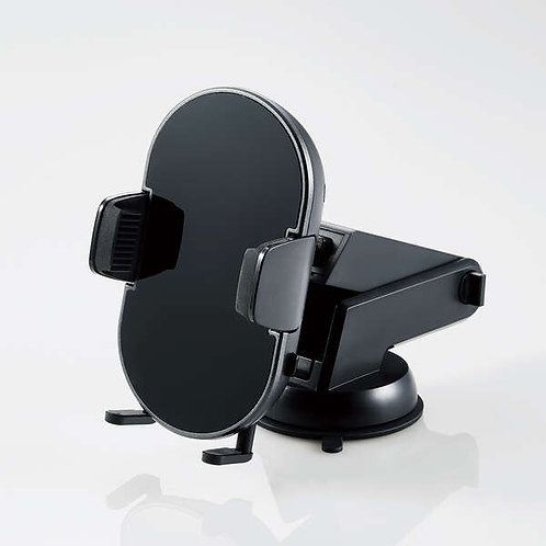 ELECOM Qi Wireless Rechargeable In-vehicle Holder